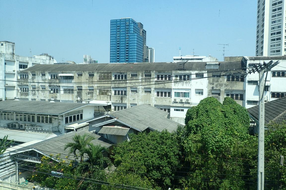 観光地じゃない、住んでみたバンコクの第一印象