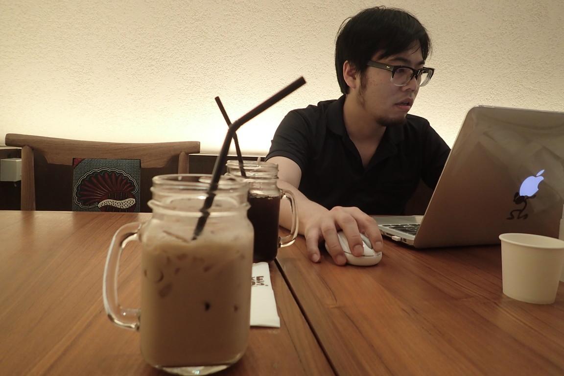 バンコクのカフェはこんなだった!